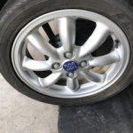 ミラジーノ タイヤ